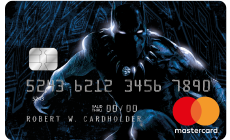 Marvel Black Panther Card