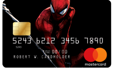 Marvel Spiderman Card
